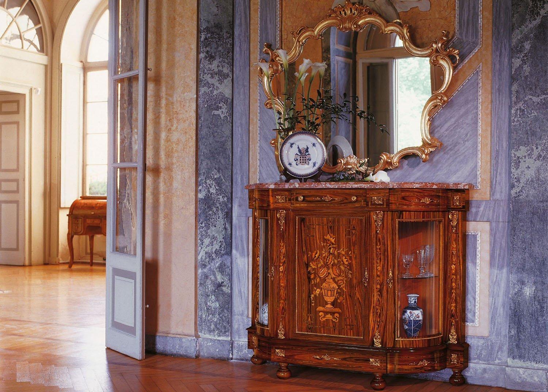 Bergamo Italian Buffet Mobilart Decor High End Furniture