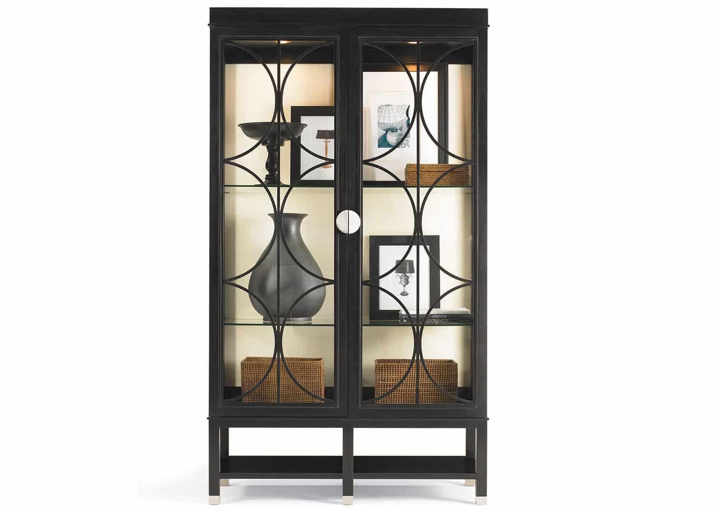 Cordova vitrine mobilart decor high end furniture for Meuble vitrine montreal