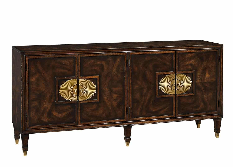 Delaney buffet mobilart decor high end furniture for Meubles sectionnels montreal