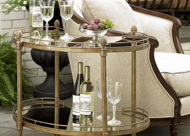 louisiana chariot bar mobilart decor high end furniture. Black Bedroom Furniture Sets. Home Design Ideas