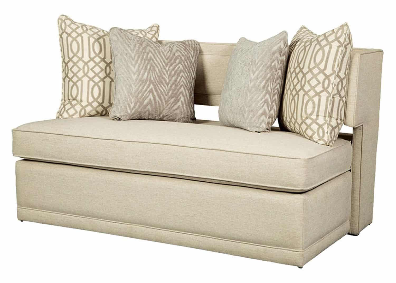 Lucille Full Size Sofa Bed Mobilart Decor High End Furniture