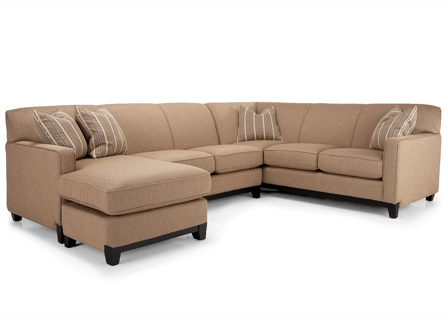 Miami Sectional Sofa | Mobilart Decor High End Furniture