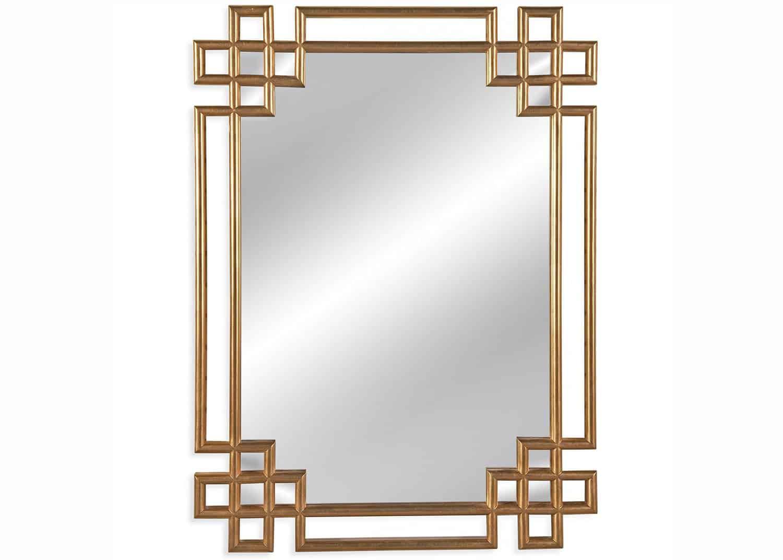 Muriel mirror mobilart decor high end furniture for Miroir montreal