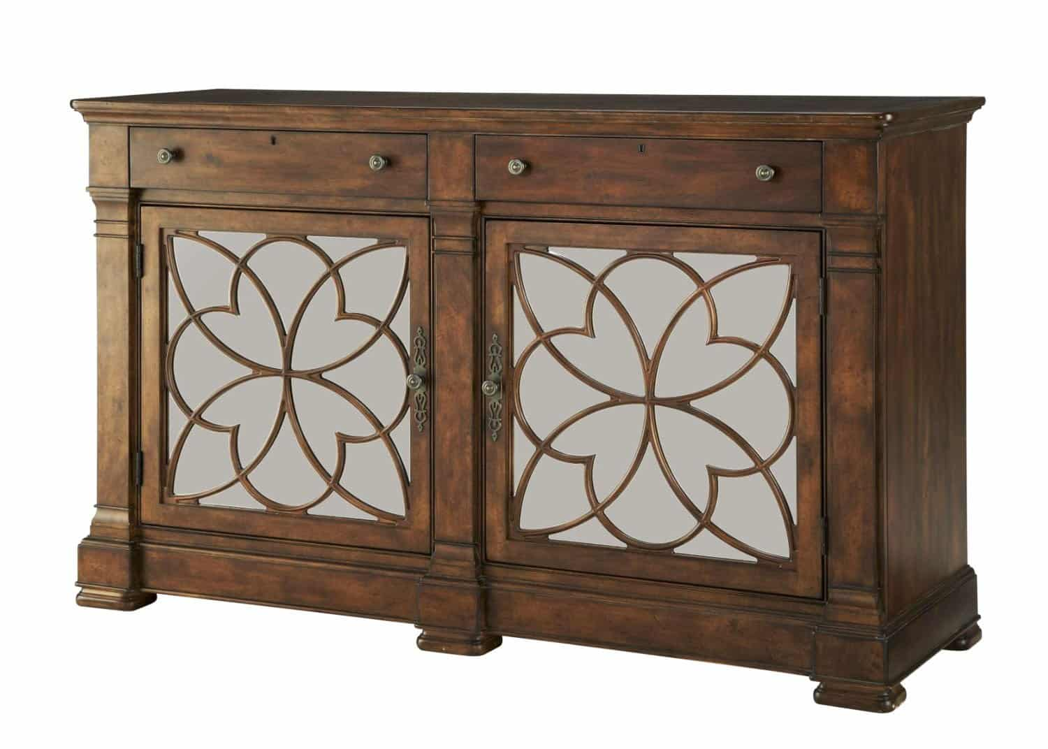 Newman buffet mobilart decor high end furniture for Buffet meuble montreal