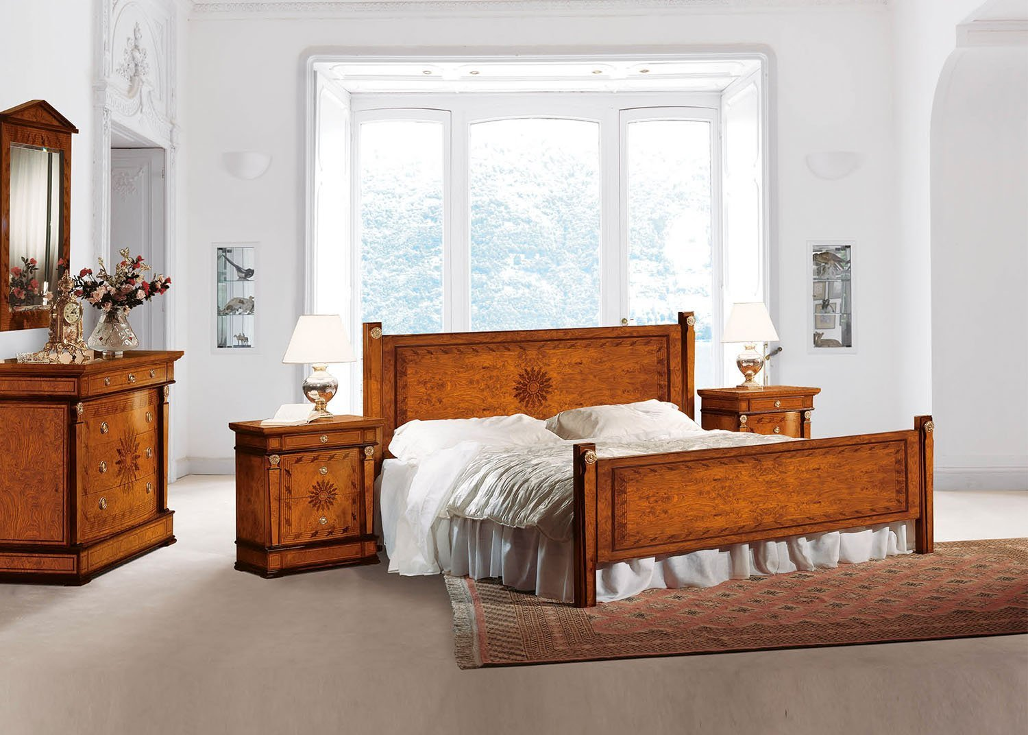pisa italian bedroom set mobilart decor high end furniture 11905 | pisa italian bedroom set mobilart decor design furniture meubles italie italy made in fait en hand main wood rosewood quality 8