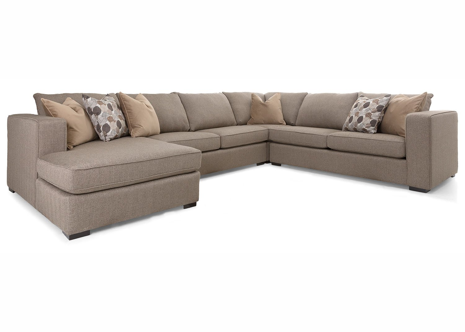Remy Sectional Sofa | Mobilart Decor High End Furniture