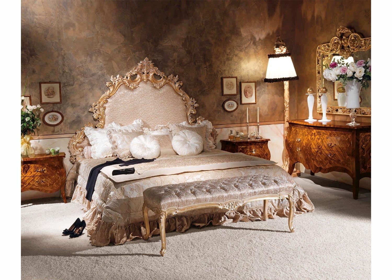 Venice Italian Bedroom Set Mobilart Decor High End Furniture