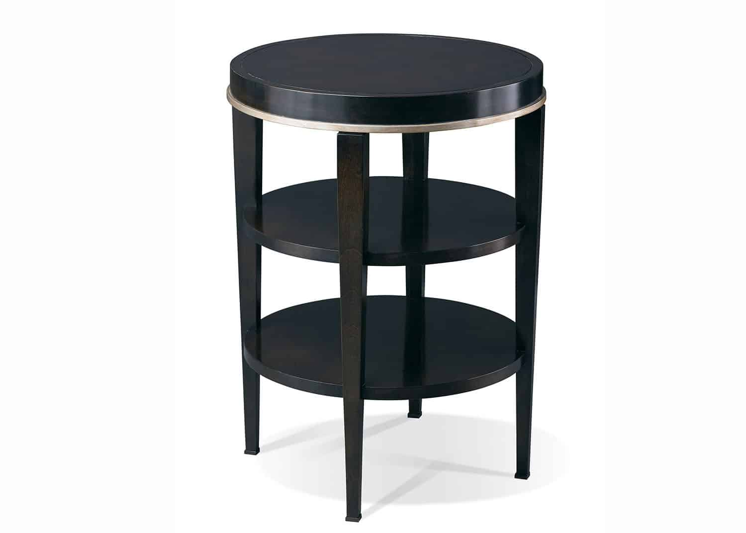 Wicks table d appoint mobilart decor high end furniture - Table ronde d appoint ...