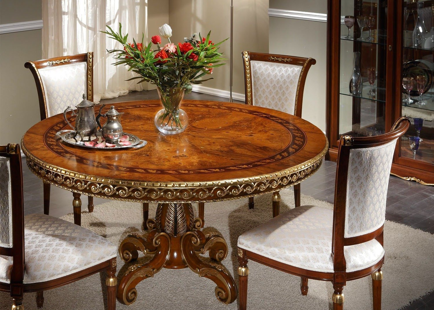 Antoinette Round Dining Table