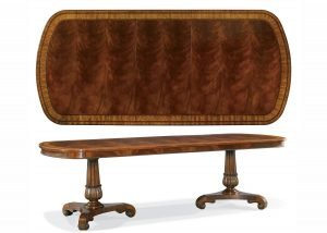 Byron_mahogany_double_pedestal_dining_table_rectangulaire_acajou_piédestal_mobilart_furniture_meubles_decor_montreal b