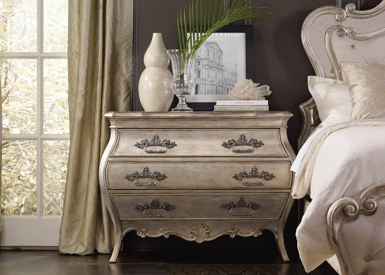 Dresser Une Table À L Anglaise odessa silver bachelor's chest | mobilart decor high end