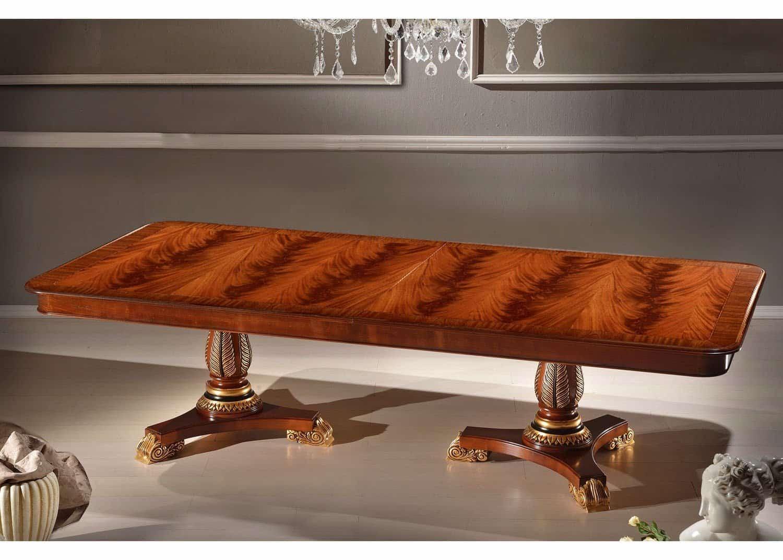 The Downing Street Executive Curio Desk: Mobilart Decor High End Furniture