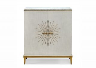 Continental cocktail cabinet