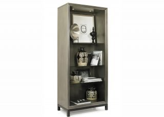 Contemporary book shelves display cabinet