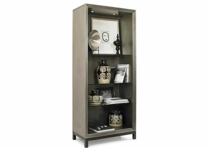 Contemporary book shelves display cabinet