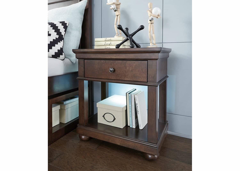Louis Philippe nightstand