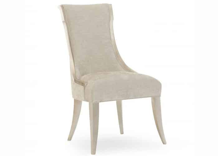 bella accent side chair