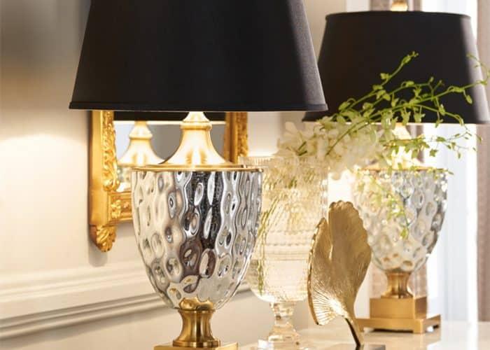 classic urn lamp