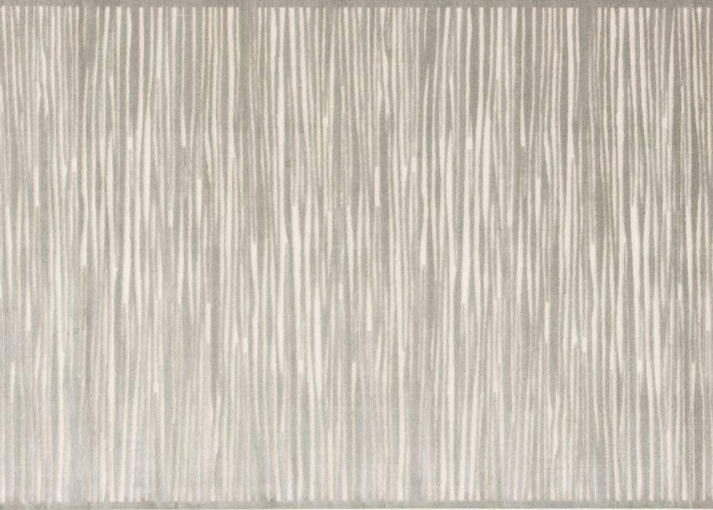 contemporary silver and white carpet