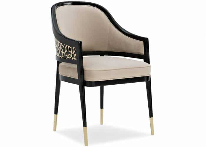 Contemporary Arm Accent Arm Chair