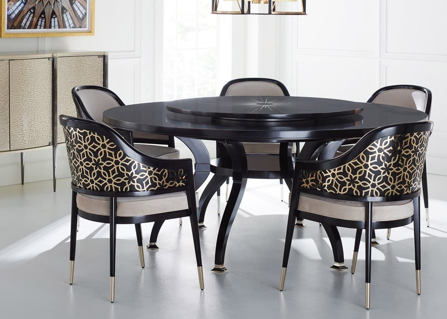 Allegro Dining Arm Chair Montreal S, Allegro Dining Room Furniture