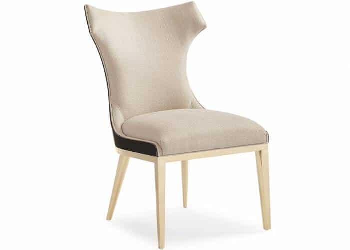 chaise style klismos