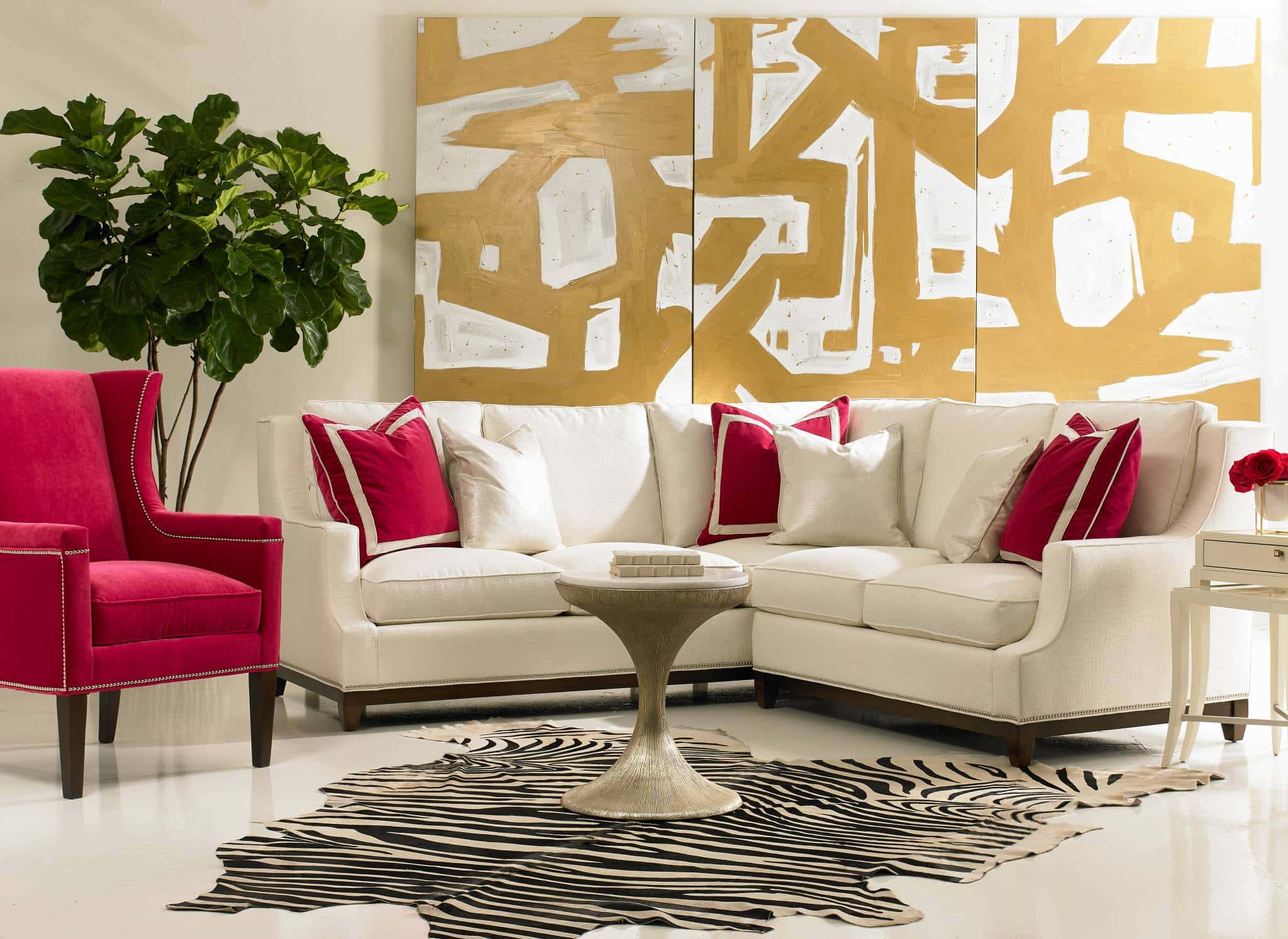 Choose the right sectional for your space