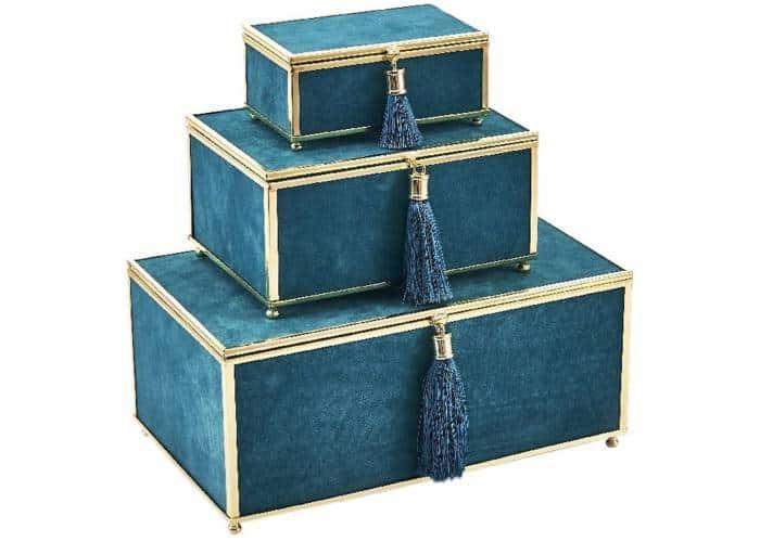 boîtes décoratives