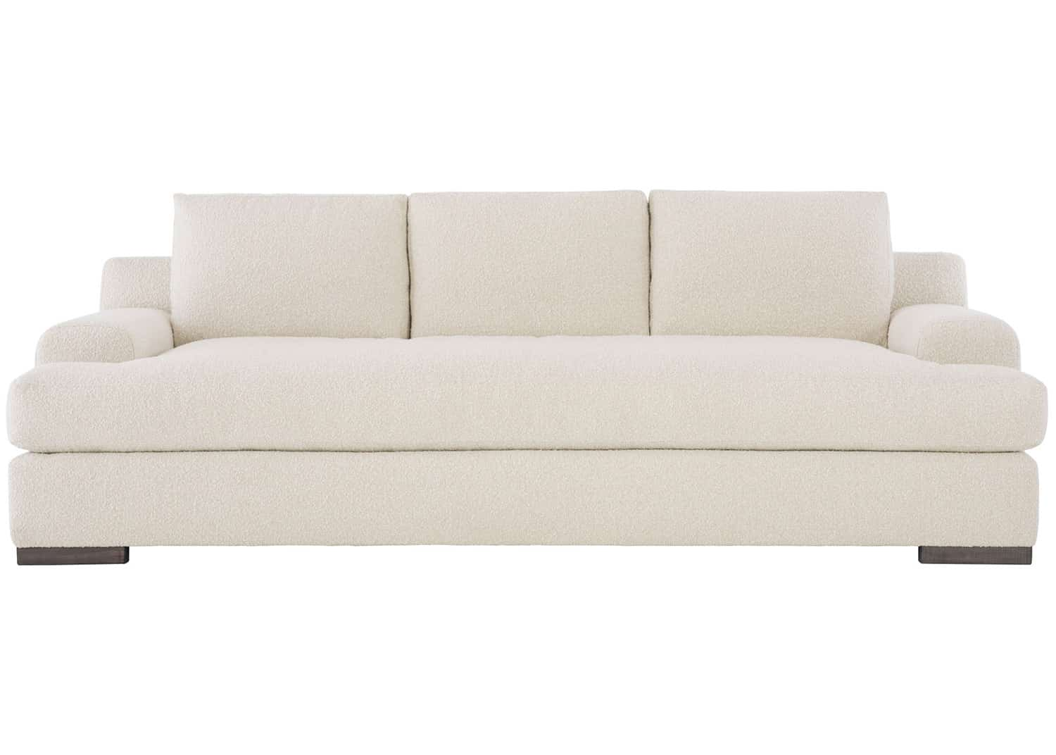 sleek contemporary sofa