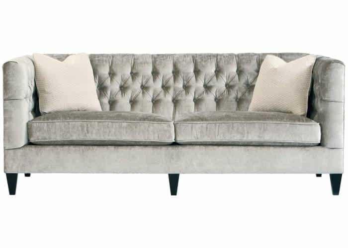 diamond tufted sofa